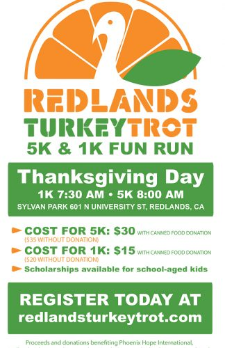 Turkey Trot Poster 2015