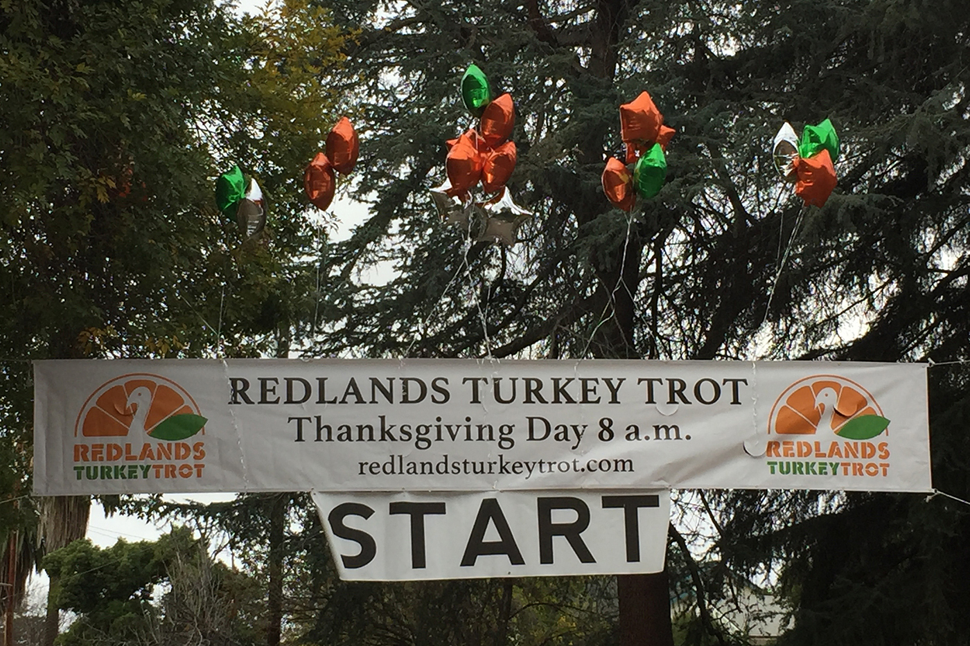 Redlands Turkey Trot 5K & 1K Fun Run