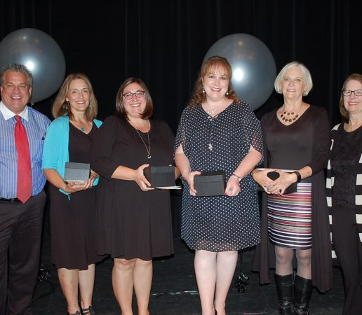 Teacher winners 2018